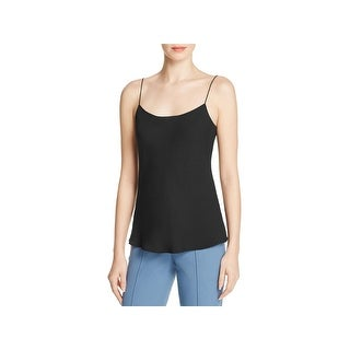 Theory Womens Teah Camisole Top Silk Georgette