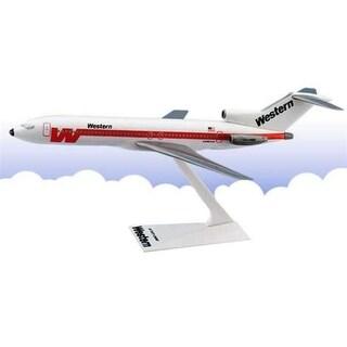 Daron LP1048 B727-200 Western Airlines - White