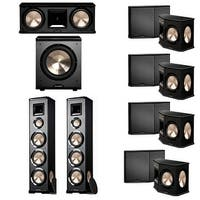 BIC Acoustech 7.1 System with 2 PL-980 Speakers