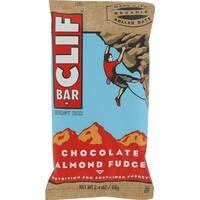 Clif Bar - Chocolate Almond Fudge Clif Bar ( 12 - 2.4 OZ)