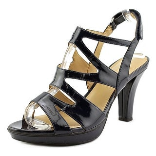 Naturalizer Dianna Open Toe Leather Sandals