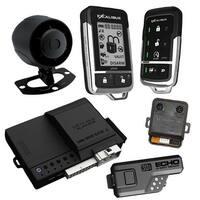 Excalibur AL18703DB 433 MHz LCD 2-Way RS Alarm Combo