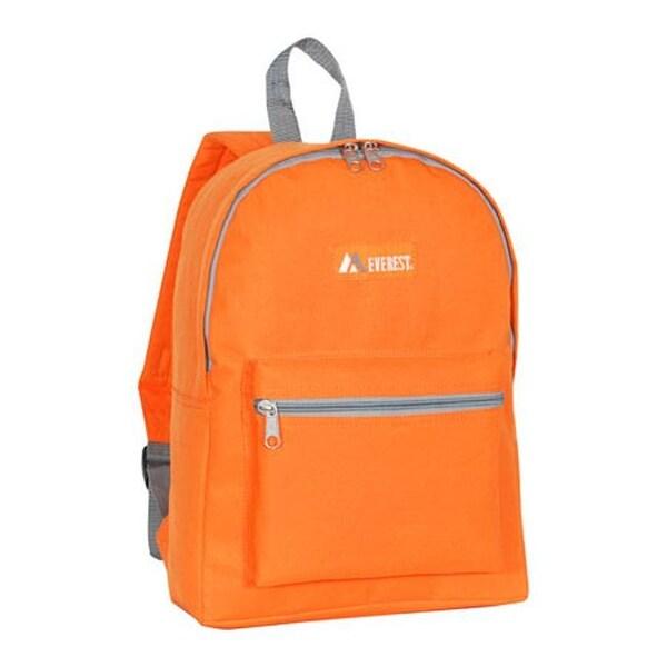 Everest Basic Backpack (Set of 2) Orange - us one size (size none)