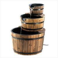 Home Locomotion 10013841 Apple Barrel Fountain