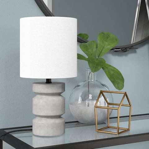 Reyna Concrete Mini Lamp