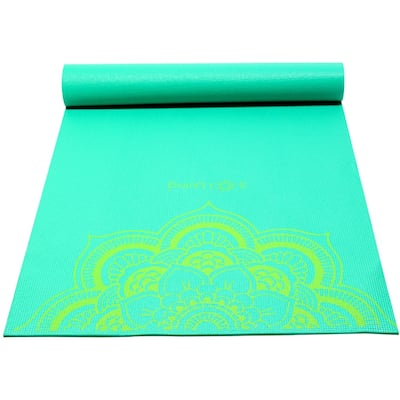 Sol Living Yoga Mat Premium Non Slip Extra Thick Exercise Mat for Yoga, Pilate, Mediation - 24 -In x 72 -In