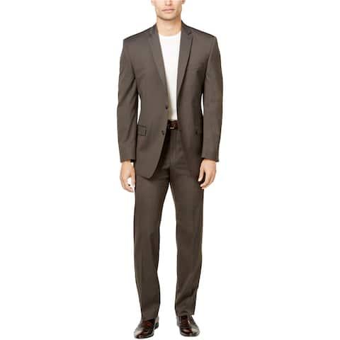 Marc New York Mens Pinstripe Tuxedo - 36 Short / 29W x 30L