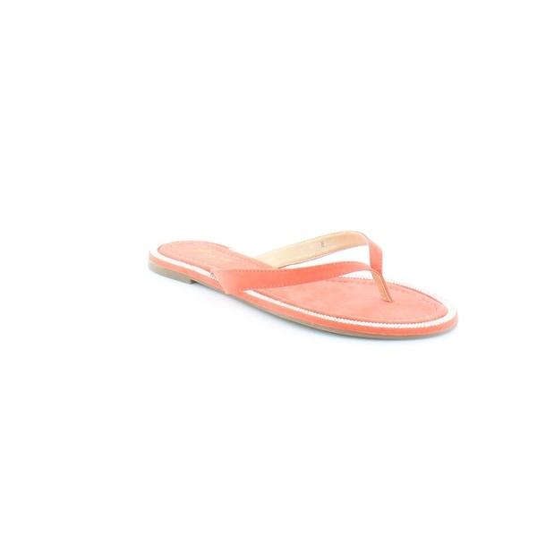 Thalia Sodi Beda Women's Sandals Coral