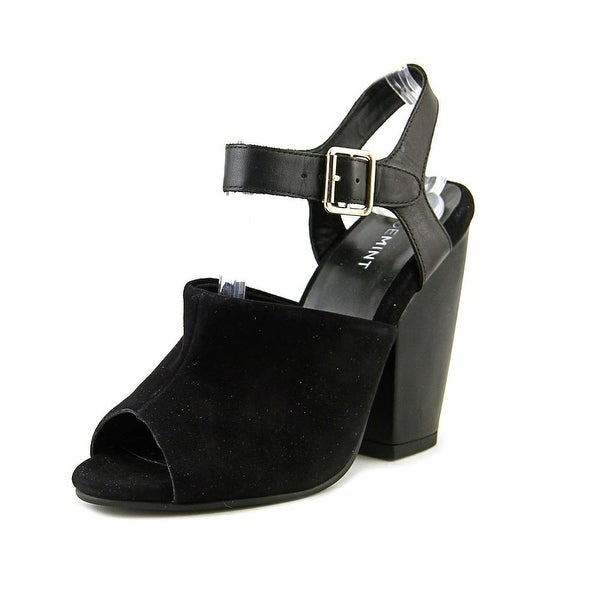 ShoeMint Vanessa Women Black Sandals