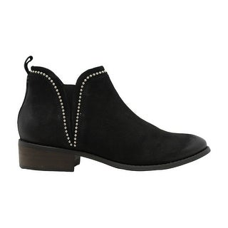 Link to Steve Madden Womens Koto Suede Closed Toe Ankle Fashion Boots Similar Items in Women's Shoes