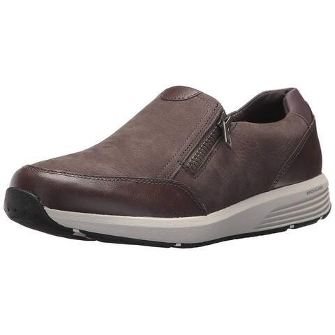Rockport Women's Trustride W Side Zip Fashion Sneaker - 11