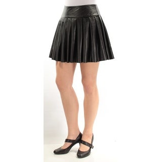 Womens Black Casual Skirt Size M