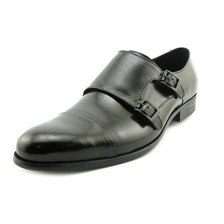 Kenneth Cole NY Mis-chief   Round Toe Leather  Loafer