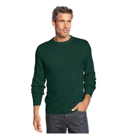 John Ashford Mens Solid Pullover Sweater - 2XLT
