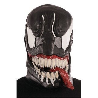 Rubies Venom Adult Mask - Black
