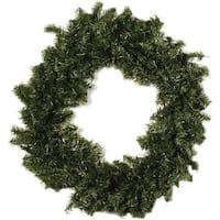 "Canadian Pine Wreath 300 Tips, 30""-"