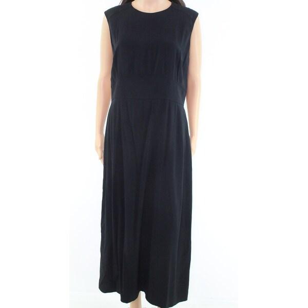 Shop Max Mara Seamed Back Zip Womens Midi Sheath Dress Free