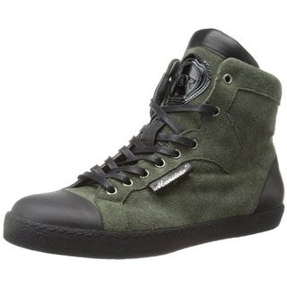 Viktor & Rolf Mens Suede Leather Trim Fashion Sneakers