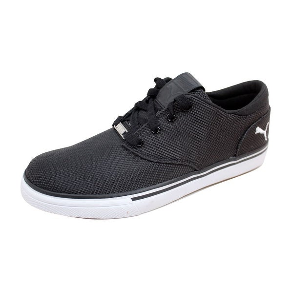 Puma Men's El SeeVo Tropicalia Black/White 357498 01 Size 8