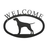 Pointer - Welcome Sign Small