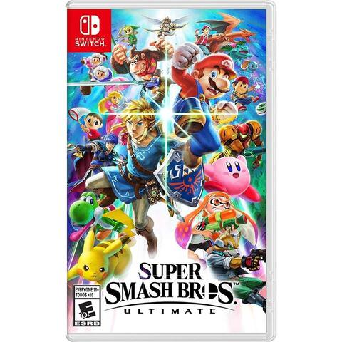 Super Smash Bros. Ultimate Ultimate Edition - Nintendo Switch