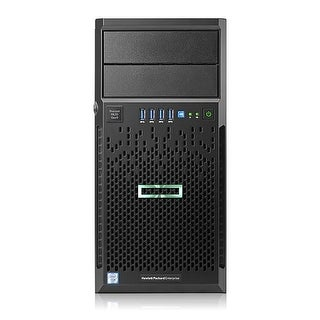 HP ProLiant ML30 G9 4U Tower Server ProLiant ML30 Gen9 E3-1220v5 US Svr/S-Buy
