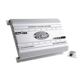 Vibe 4000 Watt 4 Channel Mosfet Amplifier