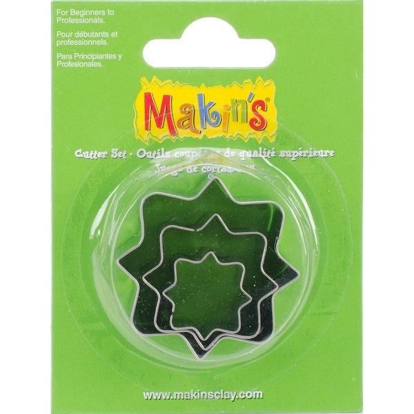Makin's Clay Cutters 3/Pkg-Caption