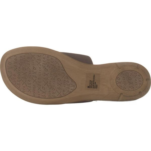 89d958be75830 Shop XOXO Bennett Flat Thong Sandals, Taupe - Free Shipping On ...