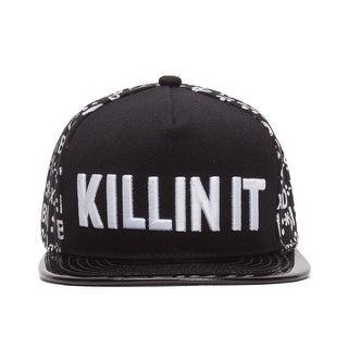 KILLIN IT Emoticon Polished Bill Snapback