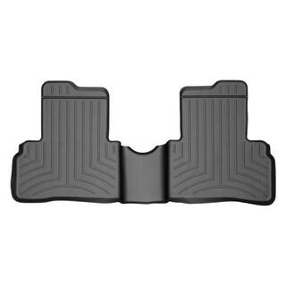 WeatherTech Nissan Juke 2011+ Black Rear Floor Mats FloorLiner 445042