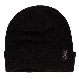 Browning 308620991 browning 308620991 beanie, high country black