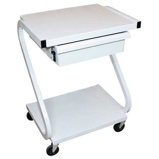 Ideal 2-shelf Specialty Cart with Drawer