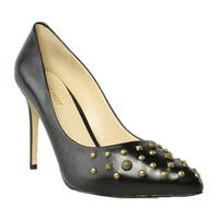 Nine West Womens 25020007 Black Pumps Size 8