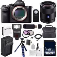Sony Alpha a7S II a7S Mark II a7SII ILCE7SM2/B Mirrorless Digital Camera (International Model no Warranty) 6AVE Bundle 99