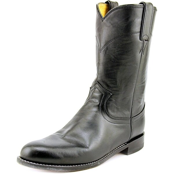 f7a544b489e Shop Justin L3703 Women A Round Toe Leather Western Boot - Free ...