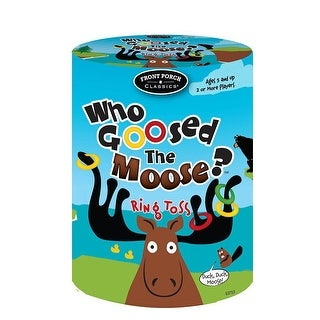 Who Goosed the Moose Game