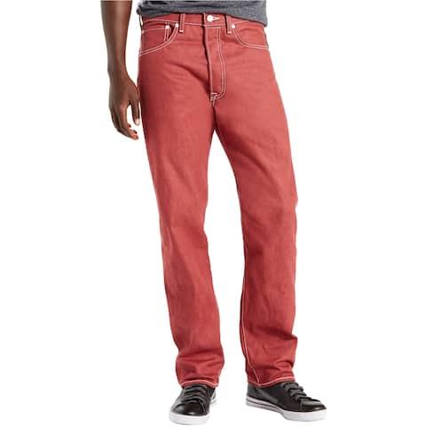 Levi's Mens 501 Straight Leg Jeans