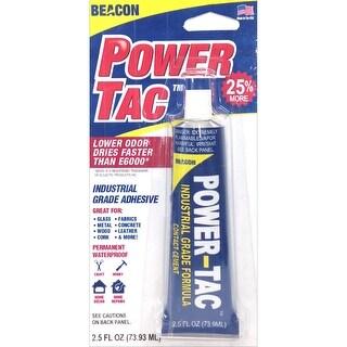 Beacon Power Tac Adhesive 2.5Oz-