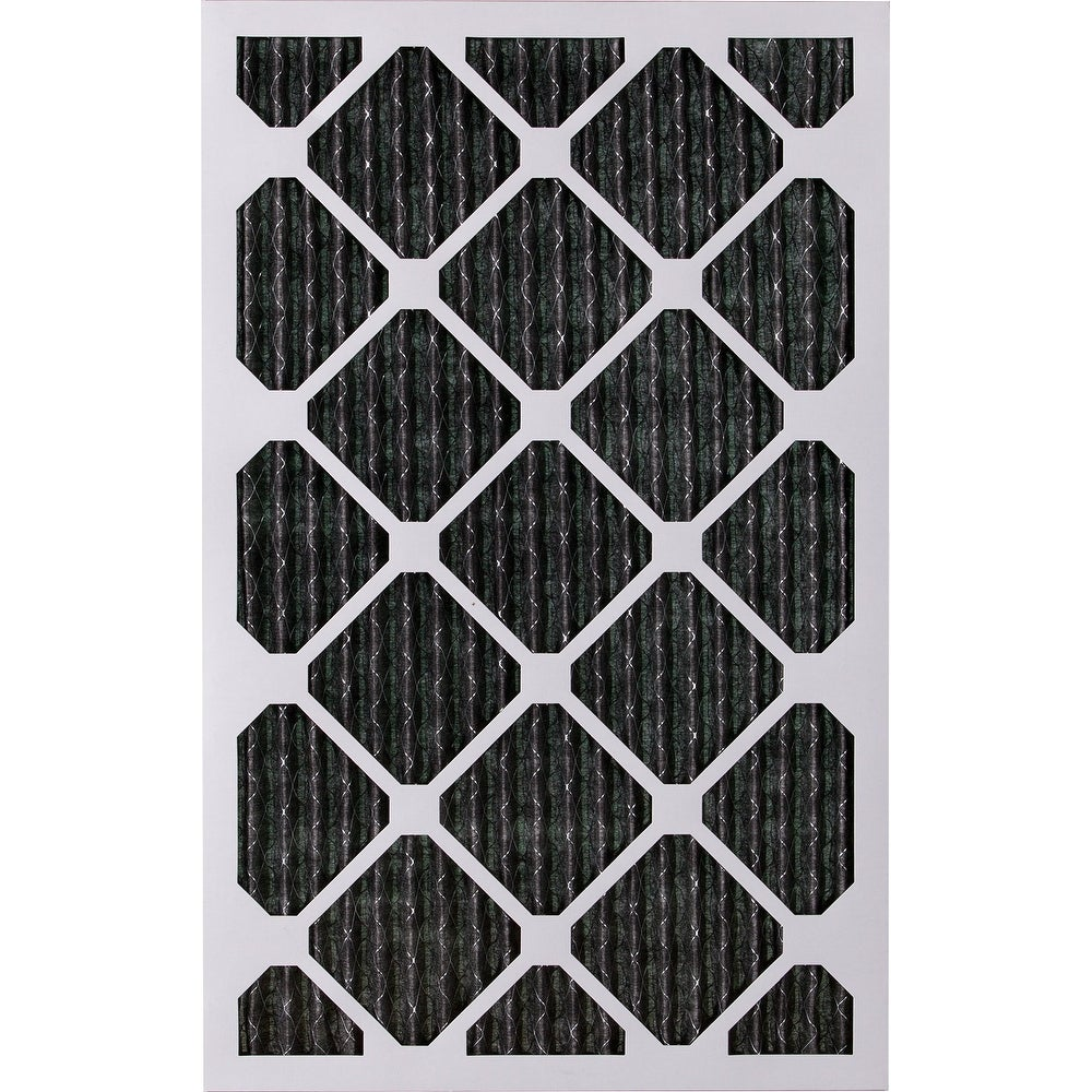 Nordic Pure 12x18x1 Exact MERV 12 Pleated AC Furnace Air Filters 3 Pack