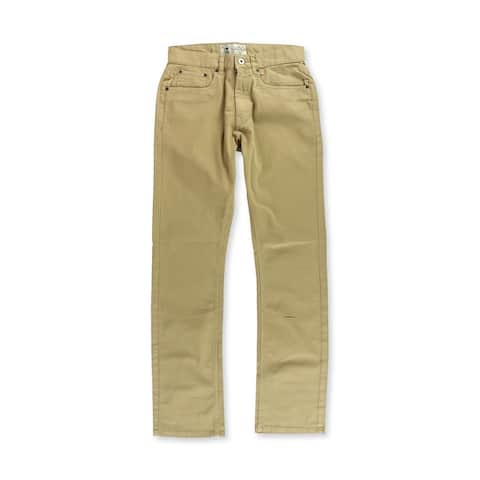 Fourstar Clothing Mens The O'Neill Signature Slim Fit Jeans, Brown, 28W x 32L