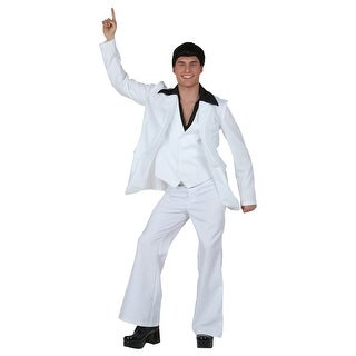 Adult Deluxe Saturday Night Fever Costume