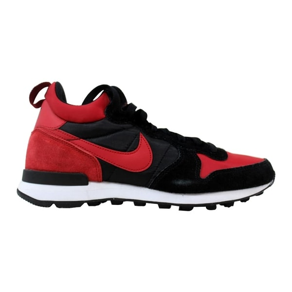 new style 46801 d135c Nike Internationalist Mid Varsity Red Black-White 682844-606 ...