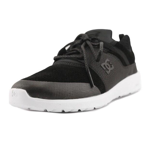 DC Shoes Heathrow Pres Men Black/White Skateboarding Shoes
