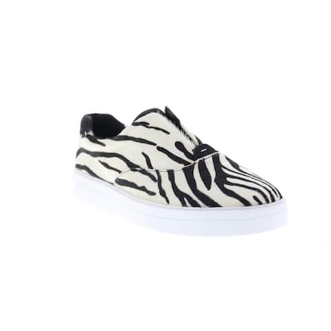 Clarks Hero Step Zebra Womens Lifestyle Sneakers