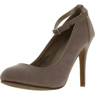 Machi Women's Eugene-14 Pumps Shoes - Nude