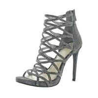 Jessica Simpson Womens Razella 2 Dress Sandals Caged Strappy