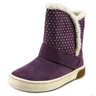 Stride Rite Dixie Round Toe Leather Winter Boot