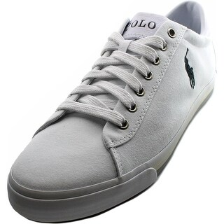Polo Ralph Lauren Harvey Canvas Fashion Sneakers