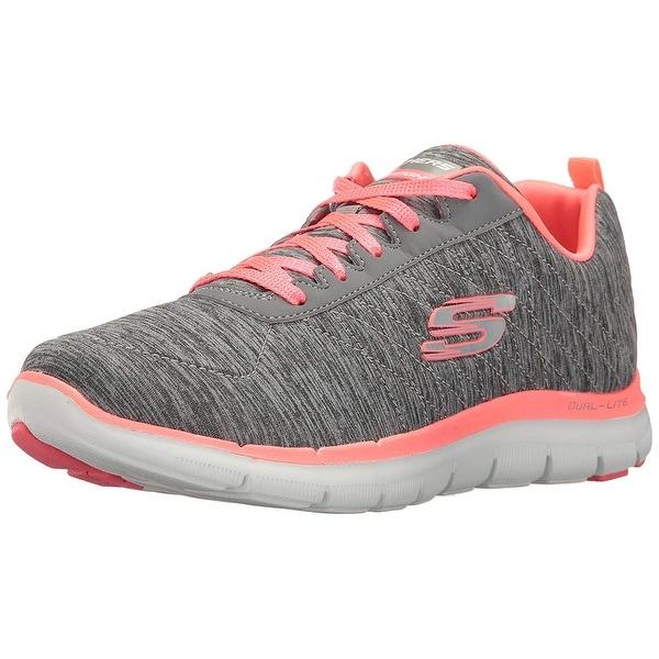 b72d35249455 Shop Skechers Sport Women s Flex Appeal 2.0 Fashion Sneaker